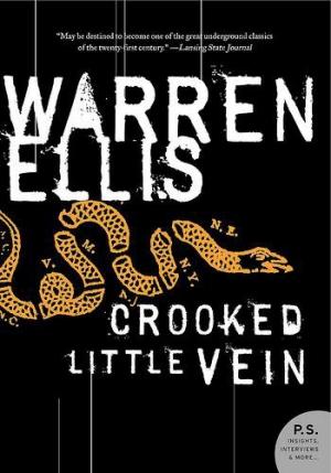 Ellis Warren - Crooked Little Vein