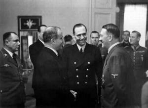 Гогун Александр - Берлинские переговоры Молотова с Гитлером
