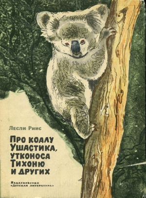 Риис Лесли - Про коалу Ушастика