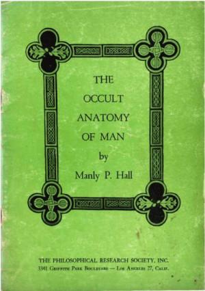 Холл Мэнли - Оккультная анатомия человека
