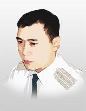 Асямов Сергей - Следствие ведет майор Сейтимбетов